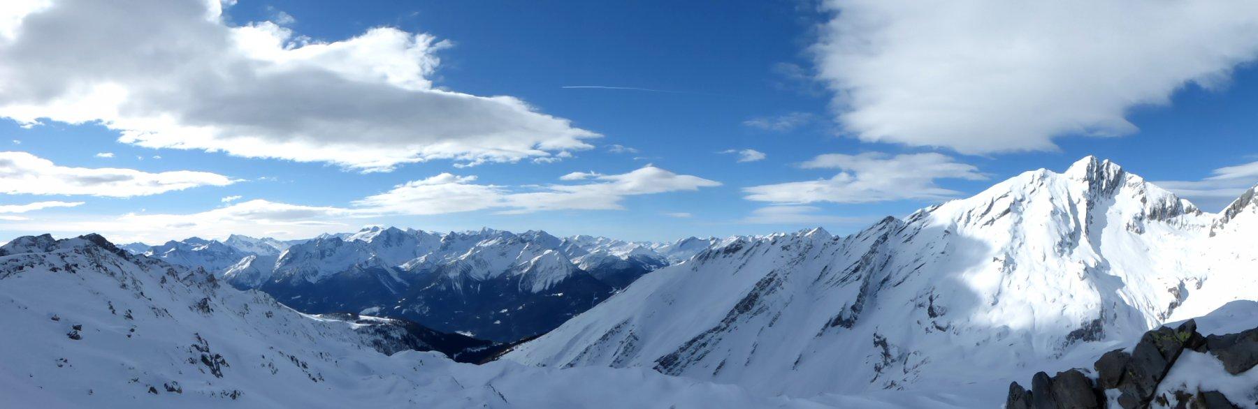 panorama con la Grande Rochère
