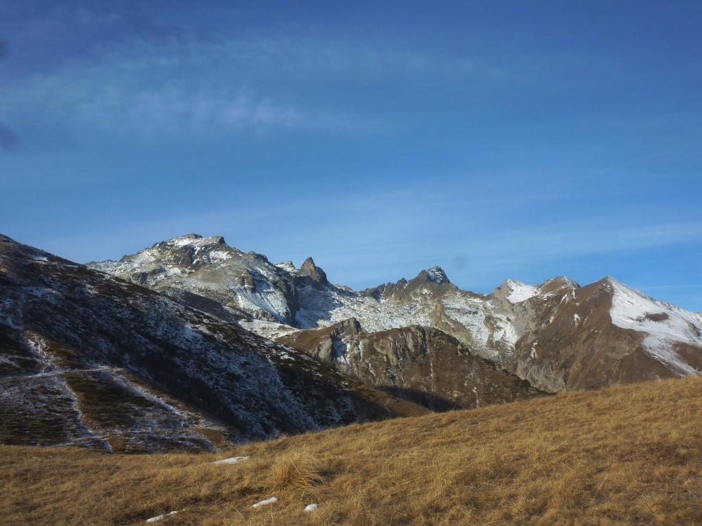 Rocca dell'abisso/Rocca Bastera/M.Frisson e le Chiamossero