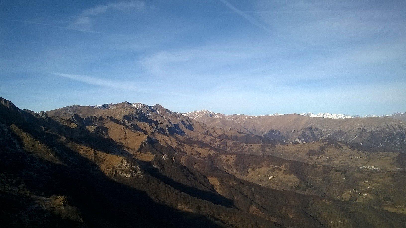 Cime della Valle Grana