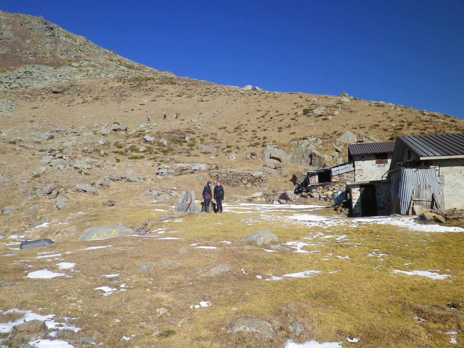 all'alpe Valneira