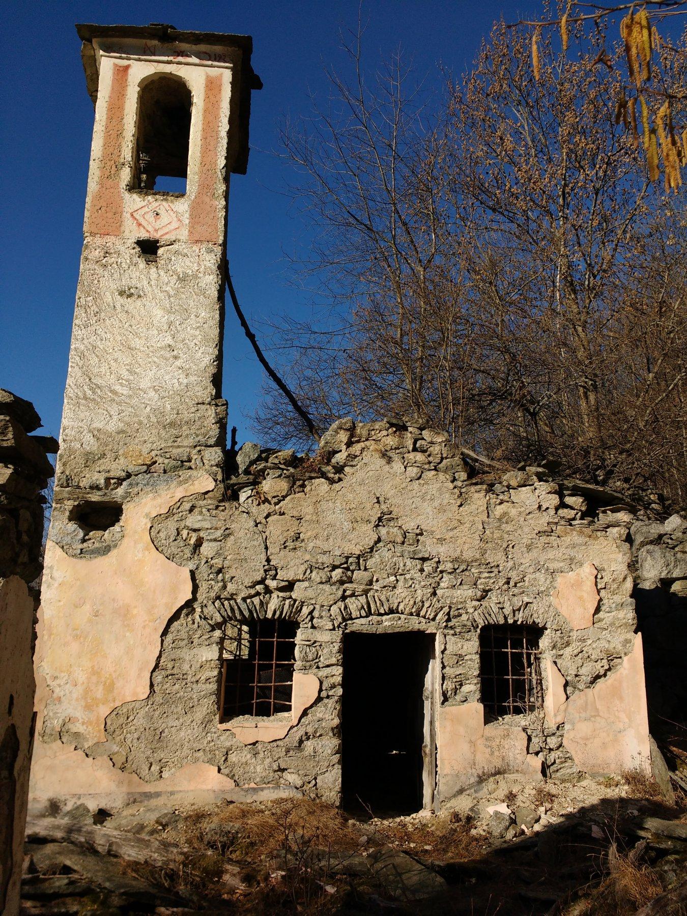 Chiesa del Fuet