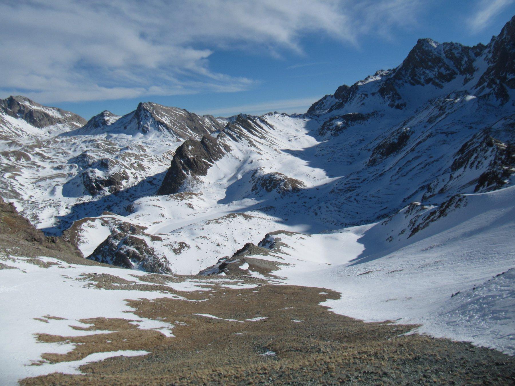 Col de Maurin e Col de Marinet