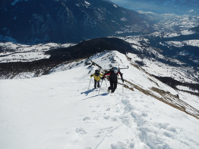 Saron (Mont) da Bruson 2016-01-30