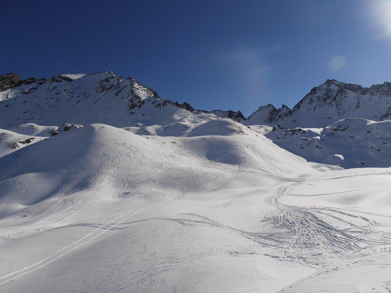 Sigaro (il) quota 2820 m da Valgrisenche 2016-01-30