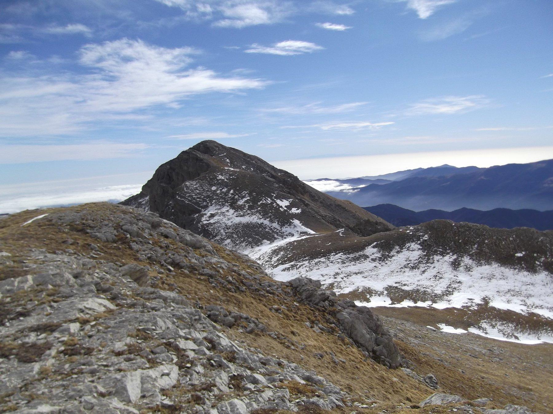 Bric Conoia dal Monte Rotondo.