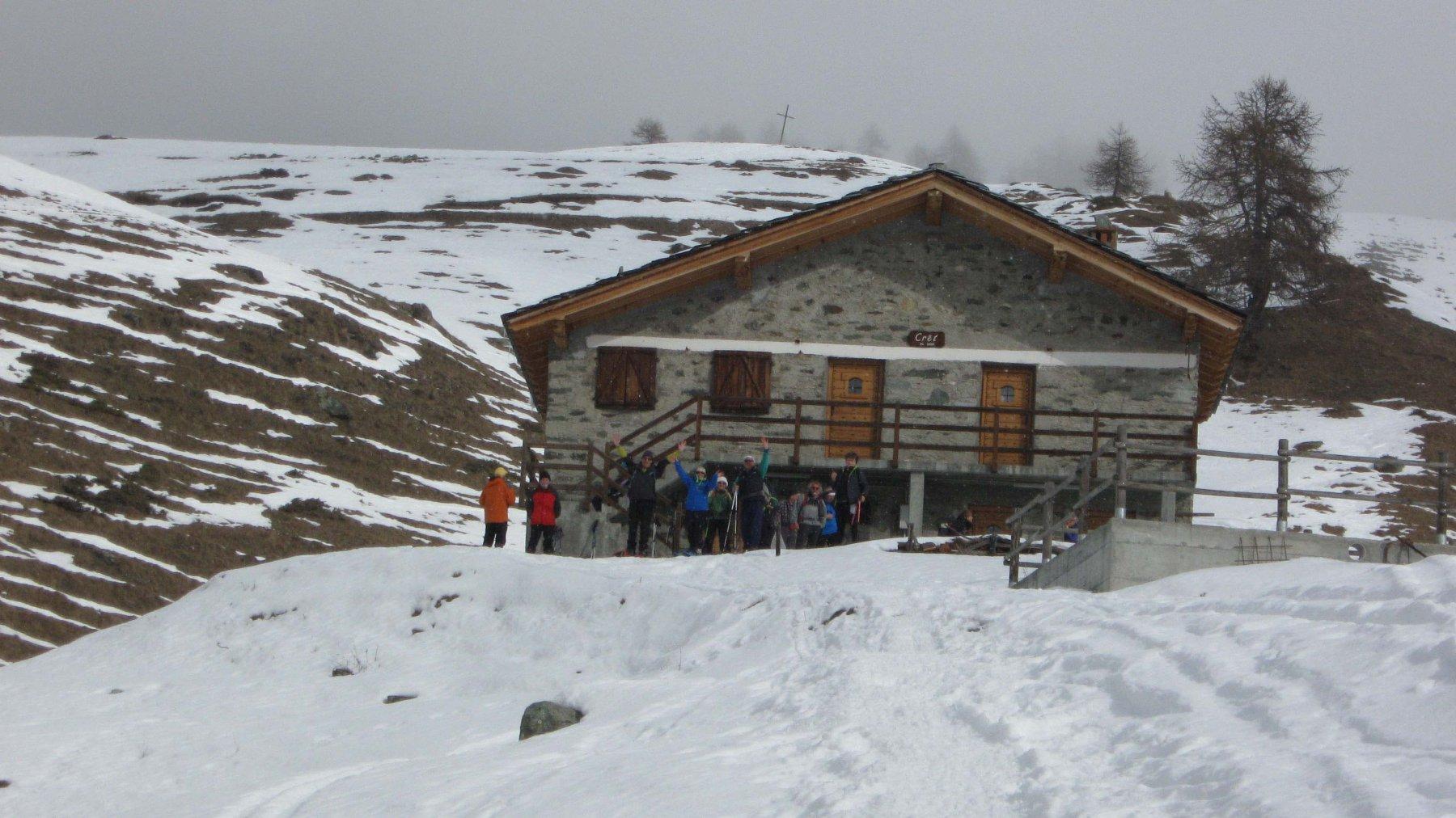 baite Cret 2000 m.