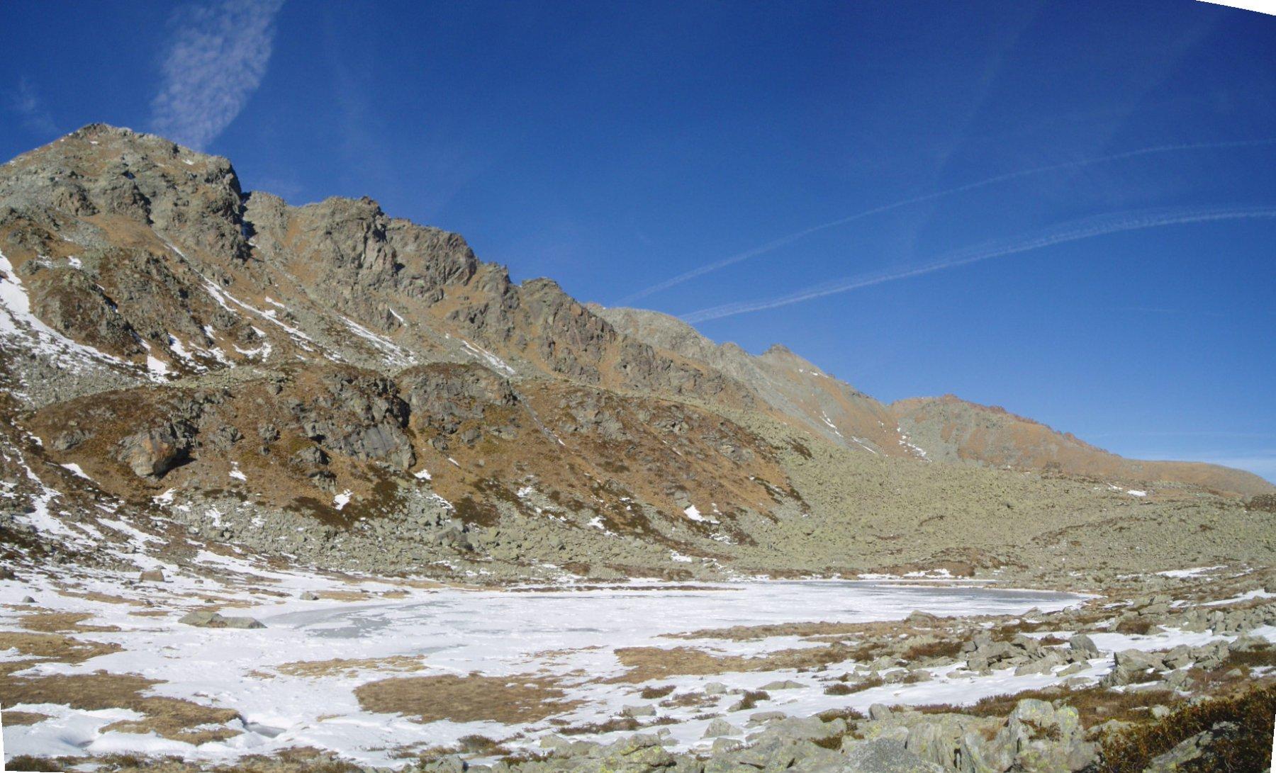 Lago Soprano.