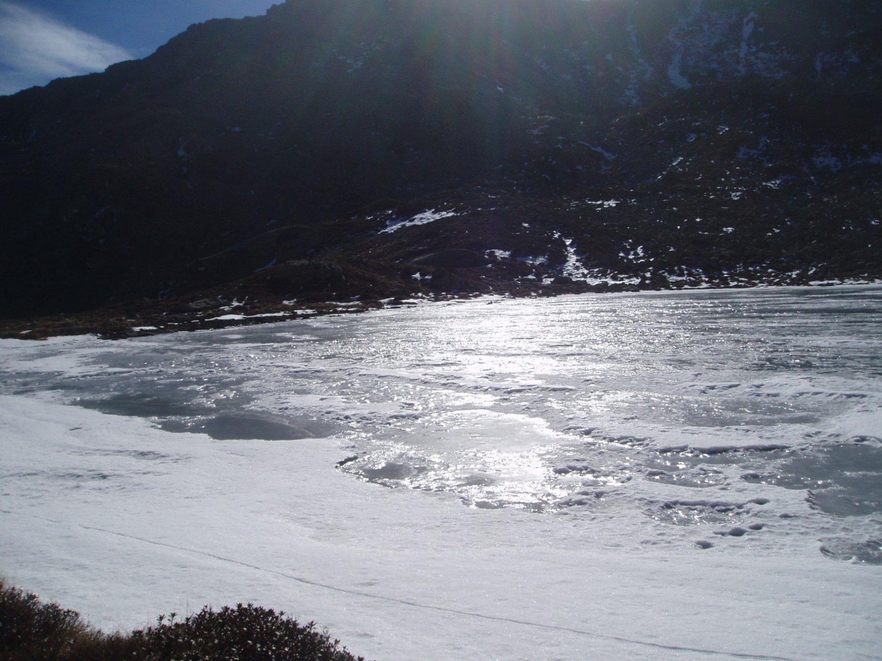Lago Sottano.