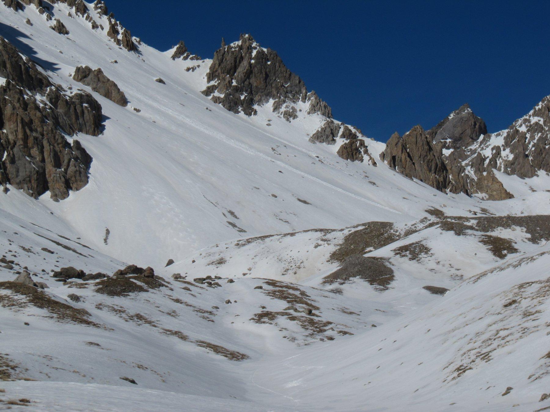 Bellissima neve trasformata