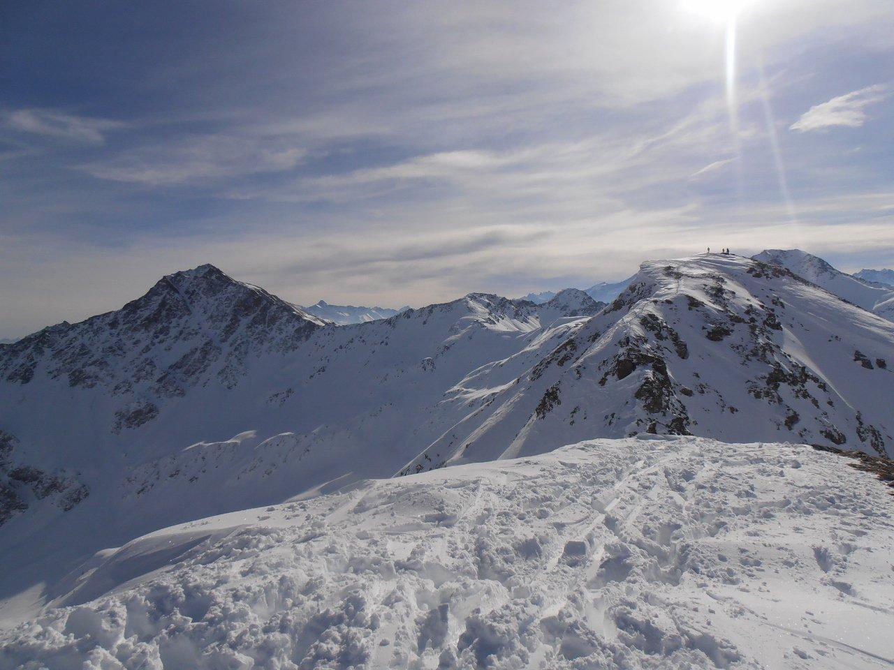 03 - dalla cima verso il Mont Fallere