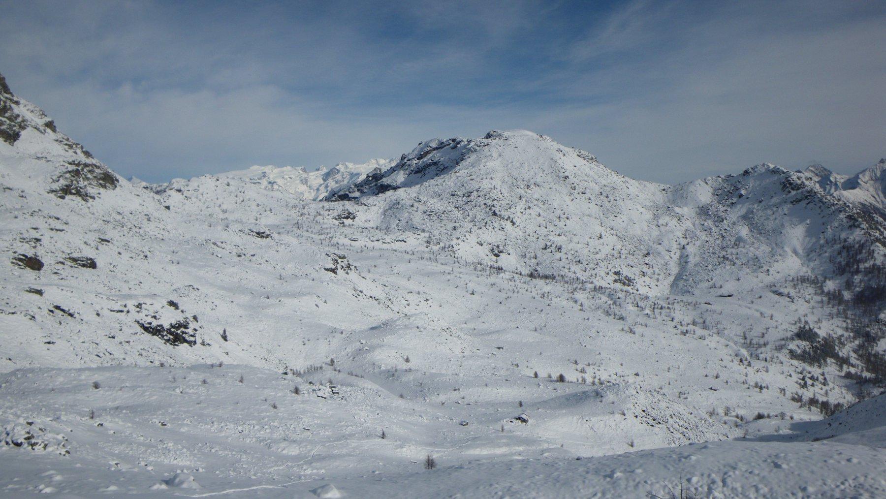 Cima Piana... ci vuole ancora un po' di neve...
