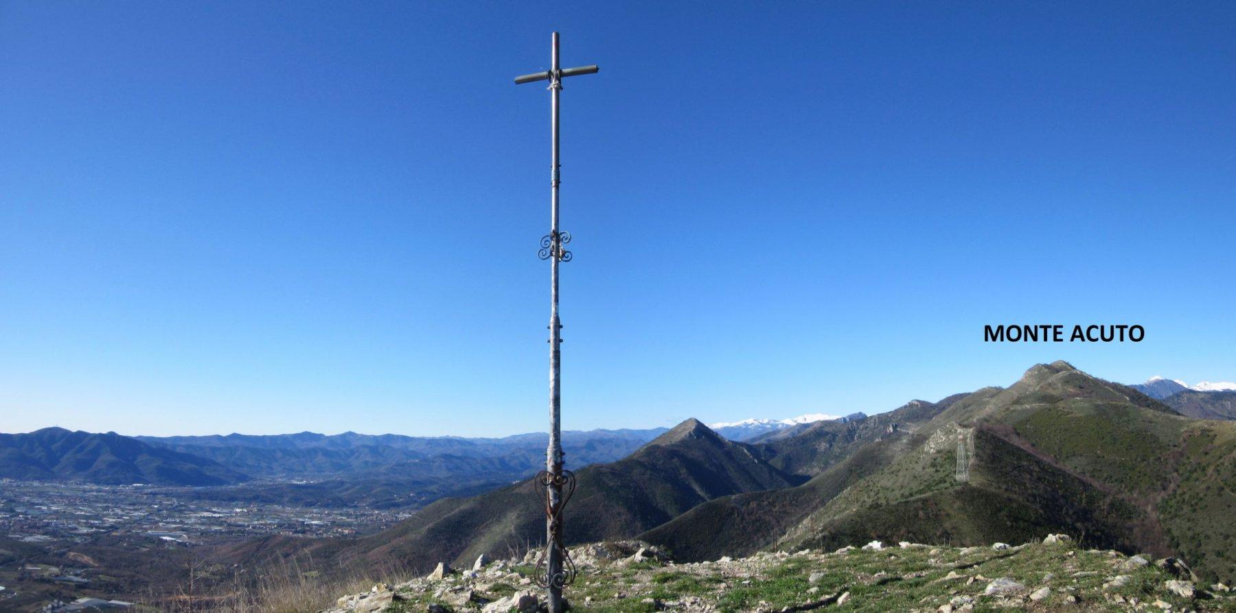 Sul Monte Croce