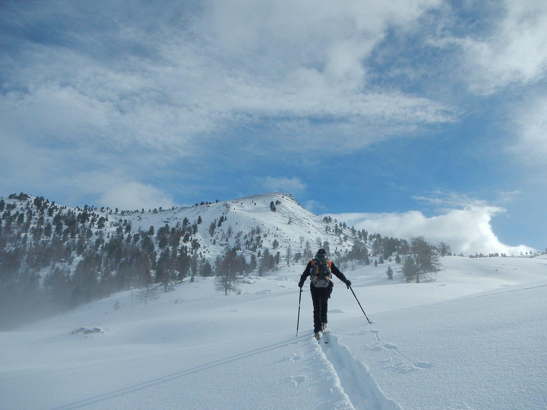 Corbioun (Monte) da Bousson 2016-02-14