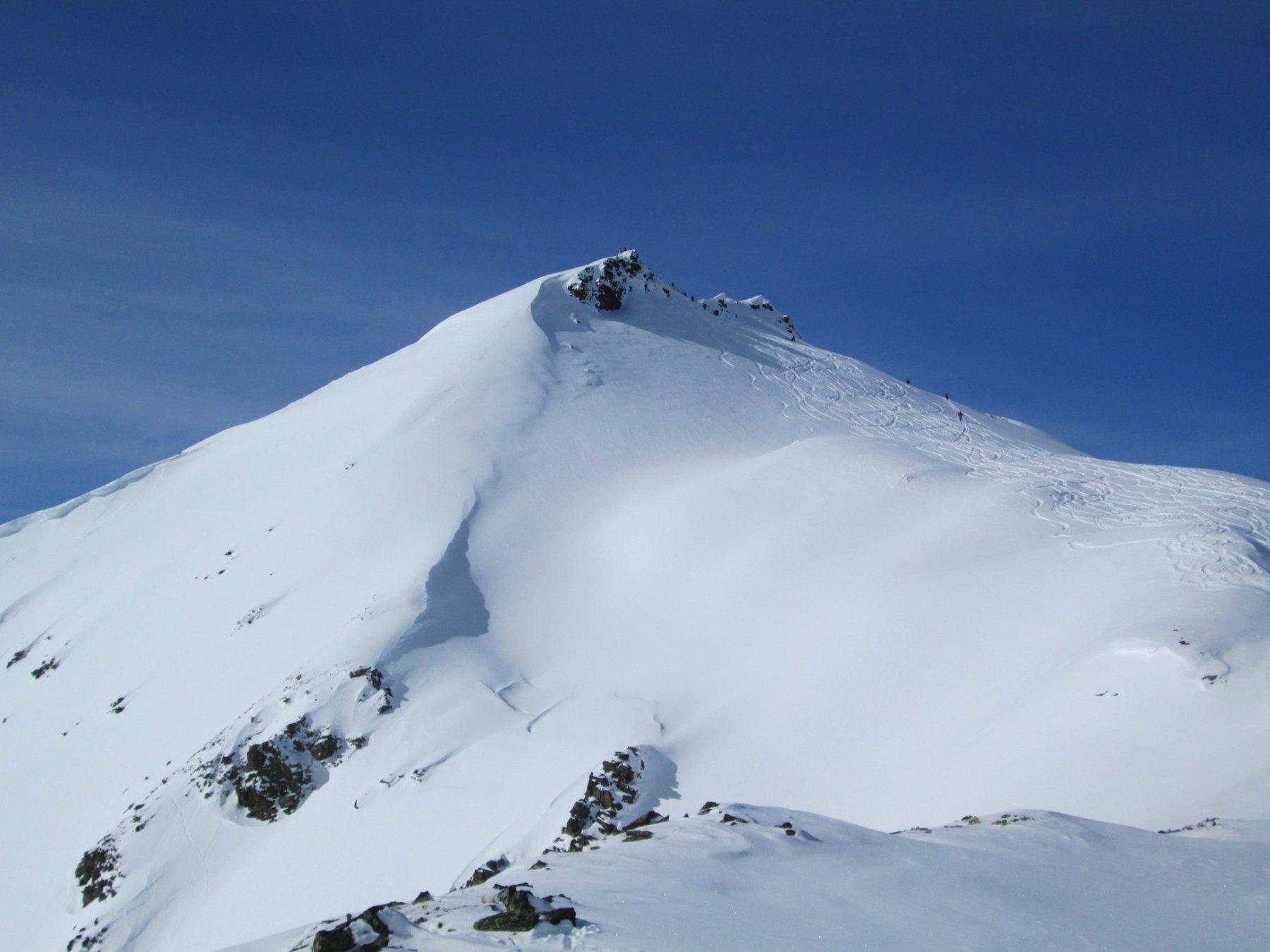 Tsa (Mont de la) da Buthier 2016-02-17