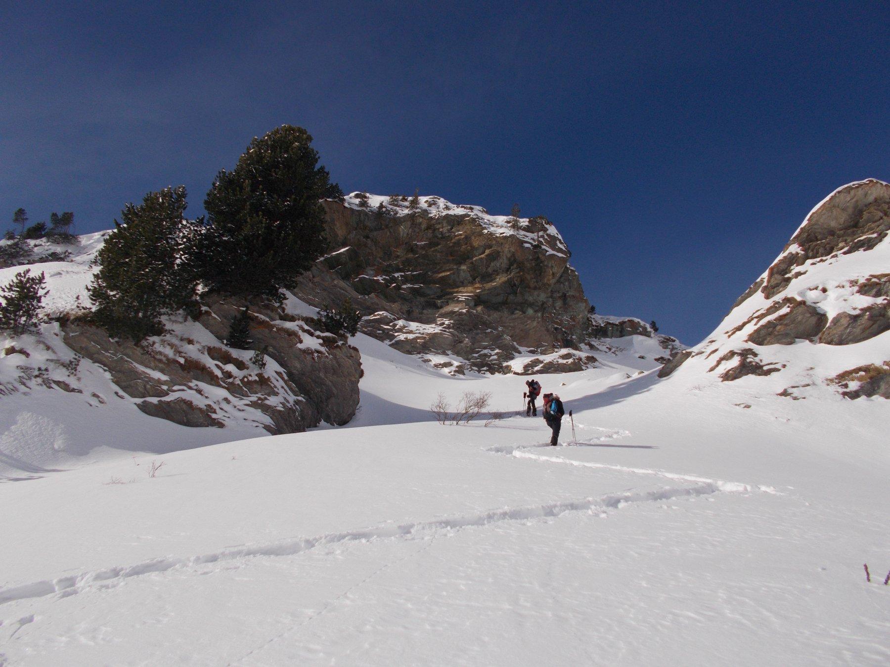 sopra le gr.Antolina..verso la Rocca del Nigro..