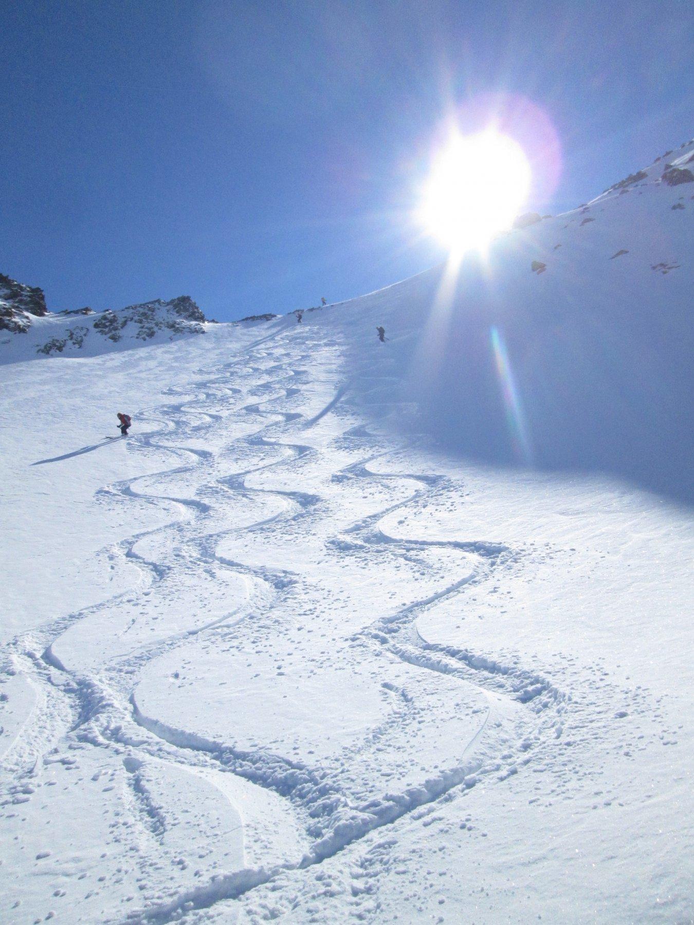 le firme su neve ottima
