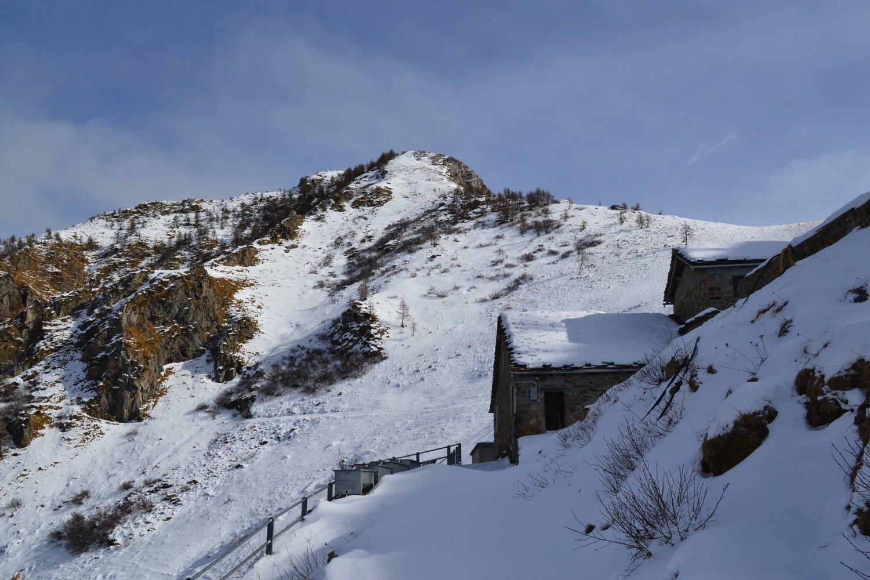 Alpe La Cialma e Bec di Nona