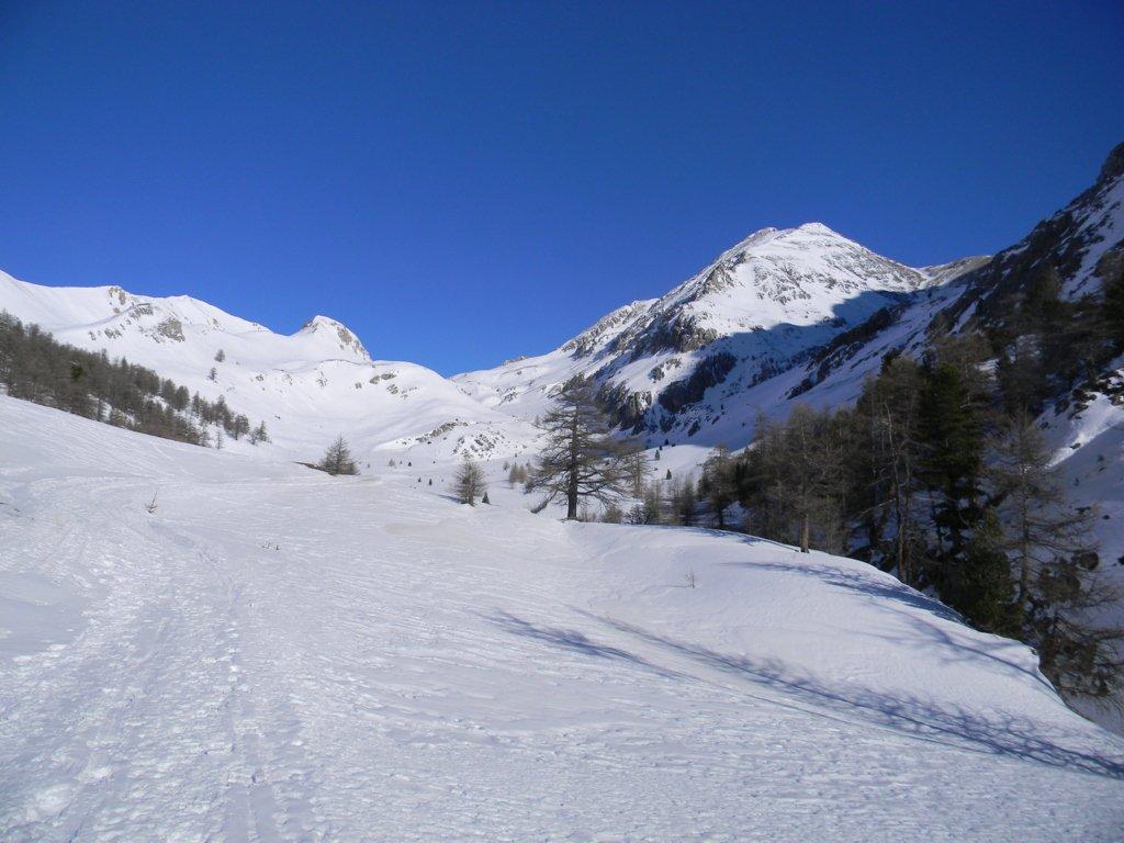 Chaberton (Monte) da Montgenèvre 2016-02-21