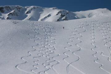 Firme su neve spettacolare   I   Signatures sur de la neige de rêve   I   We leave our marks on sublime snow   I   Unterschriften auf spektakulärem Schnee   I   Curvas sobre una nieve excelente