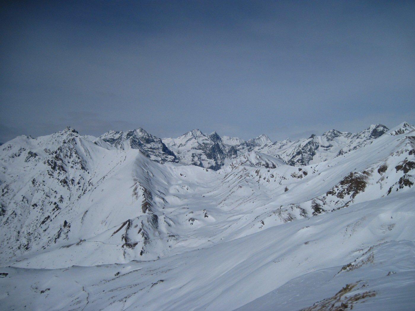Le montagne delle valli di Lanzo