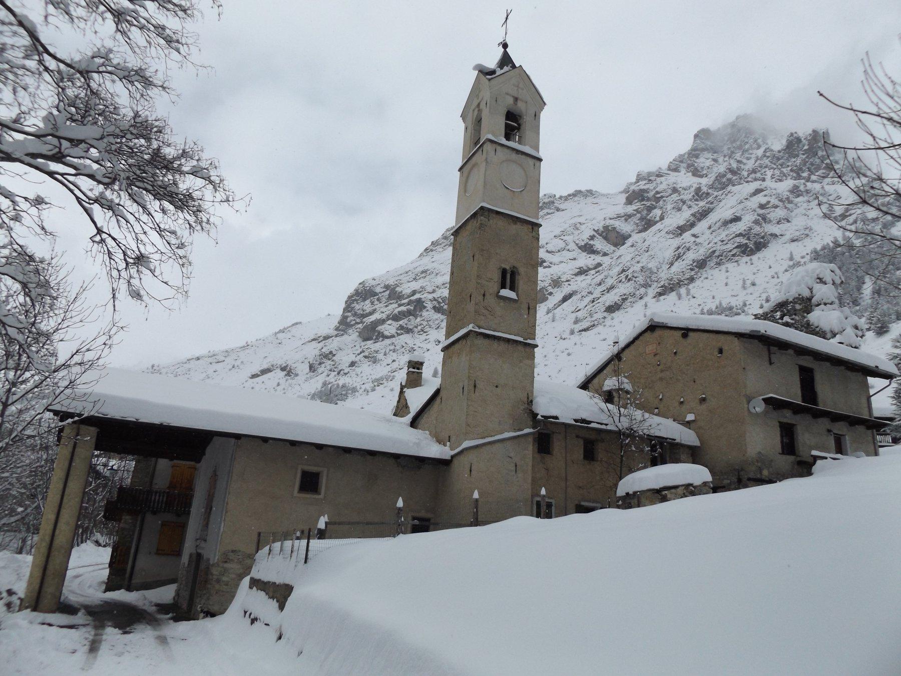 Chiesa di Ponte Maira