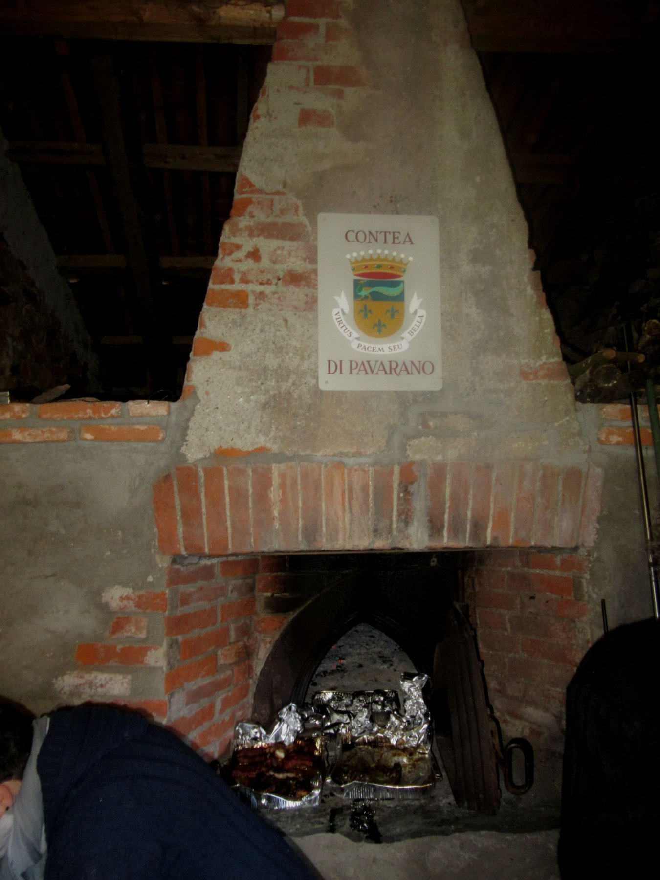 Forno comunale di Peverano