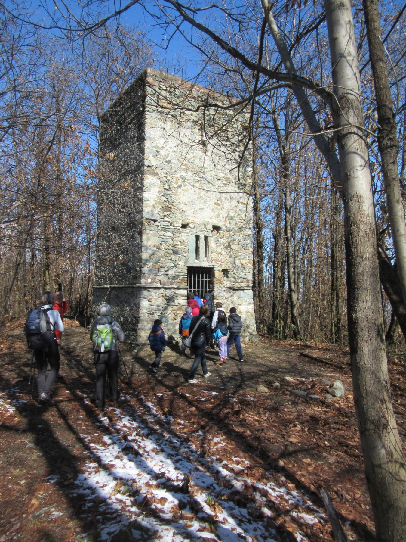 Torre del Bosco