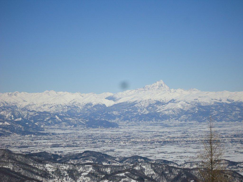 Panorama quasi invernale