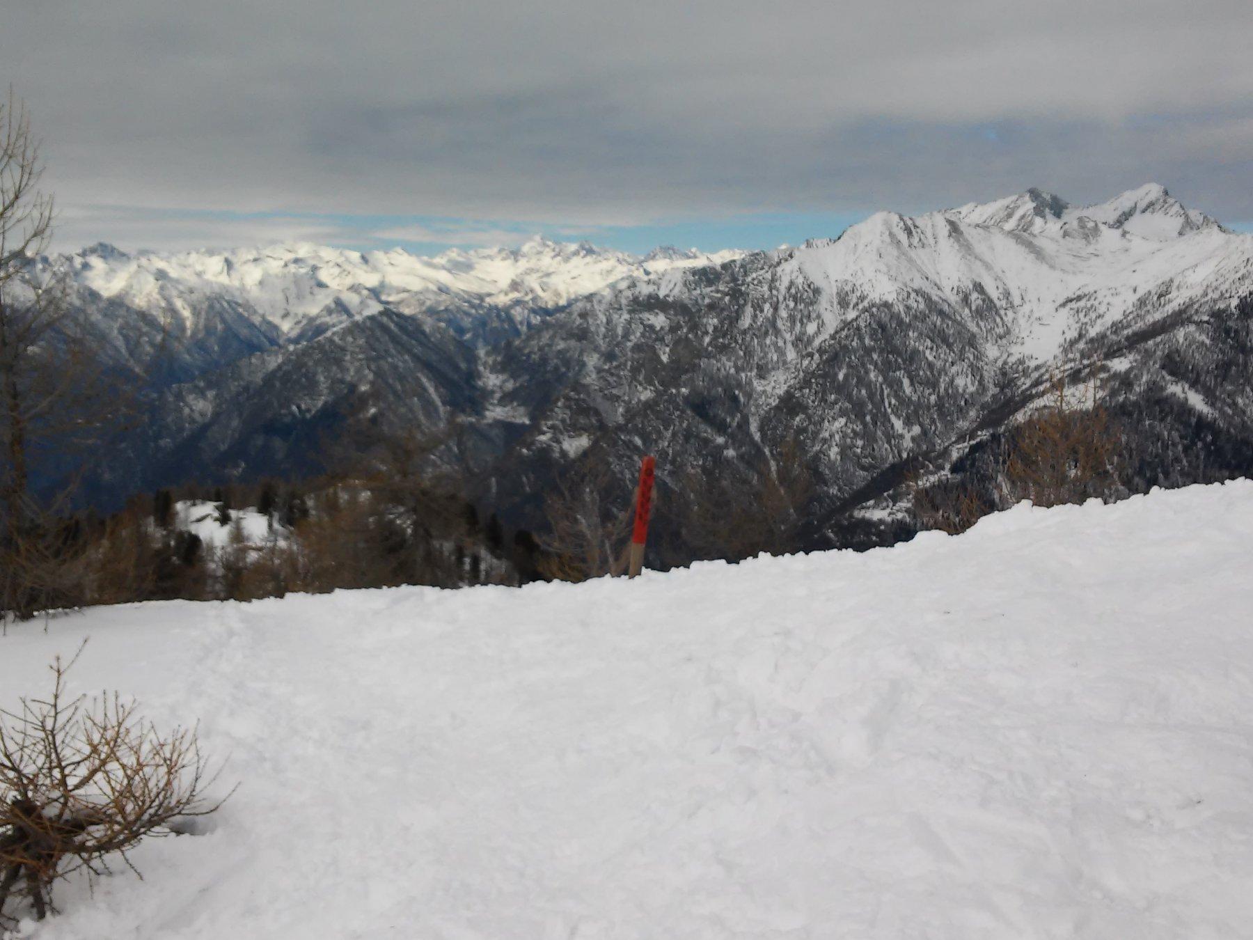 Panorama dalla Leretta