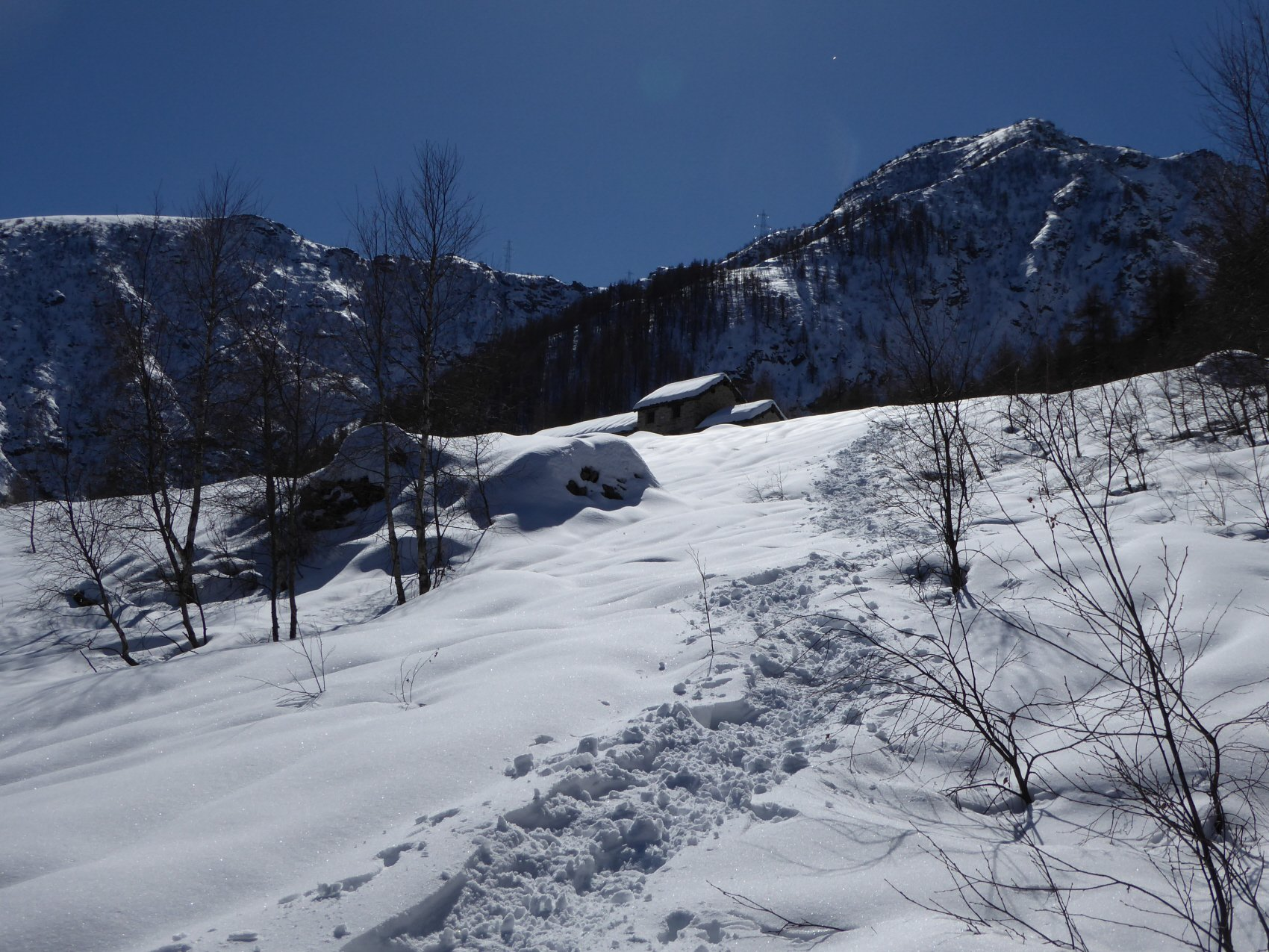 all'Alpe Volanza