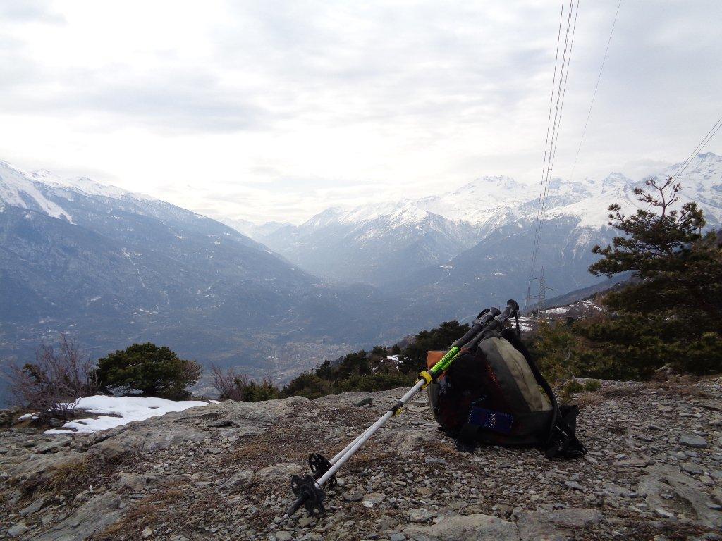 verso l'Alta Val Susa