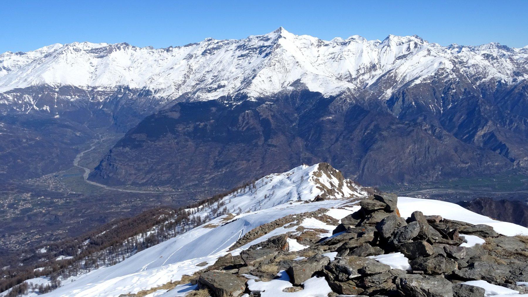 Verso la Val Susa