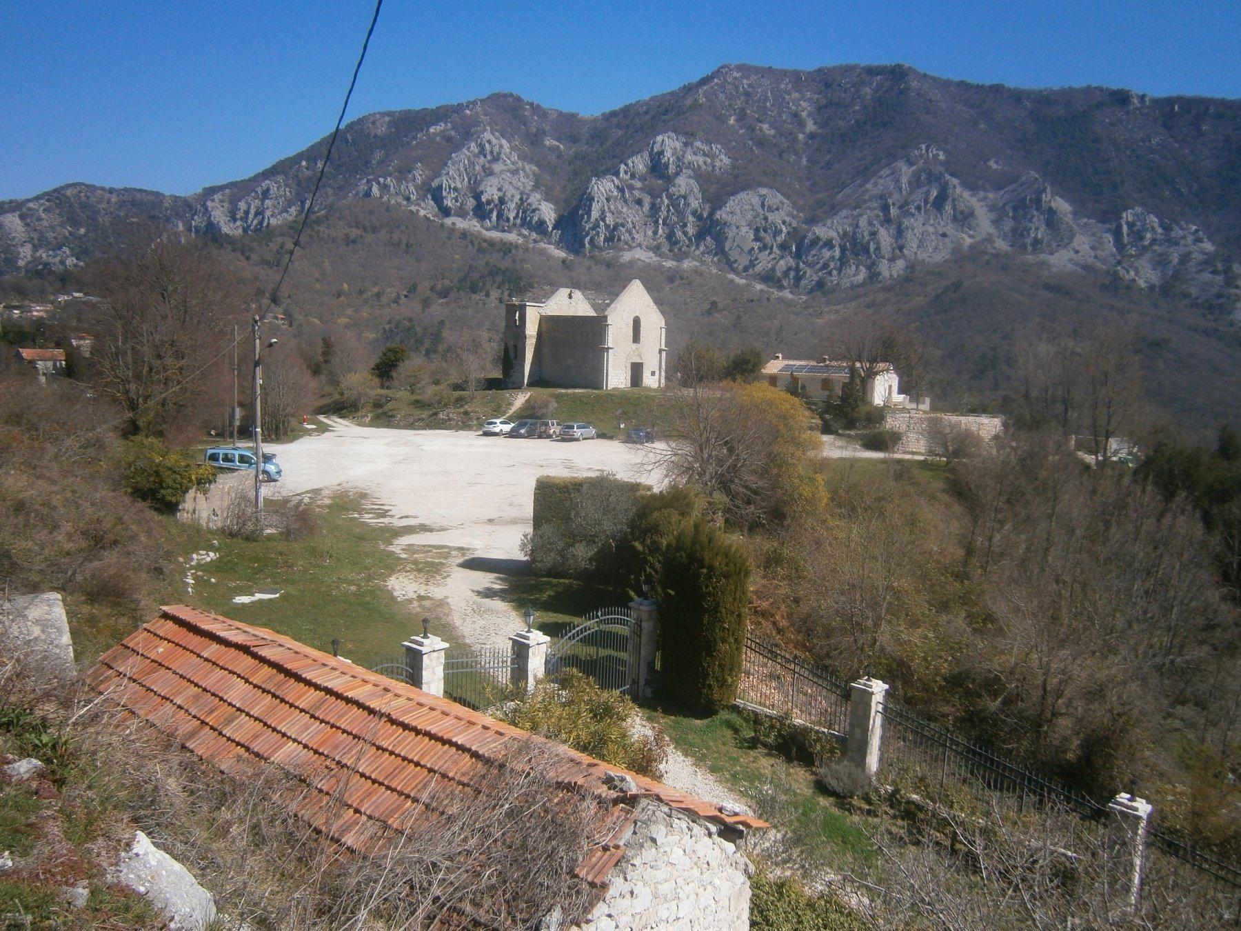 Col de Castillon, parcheggio
