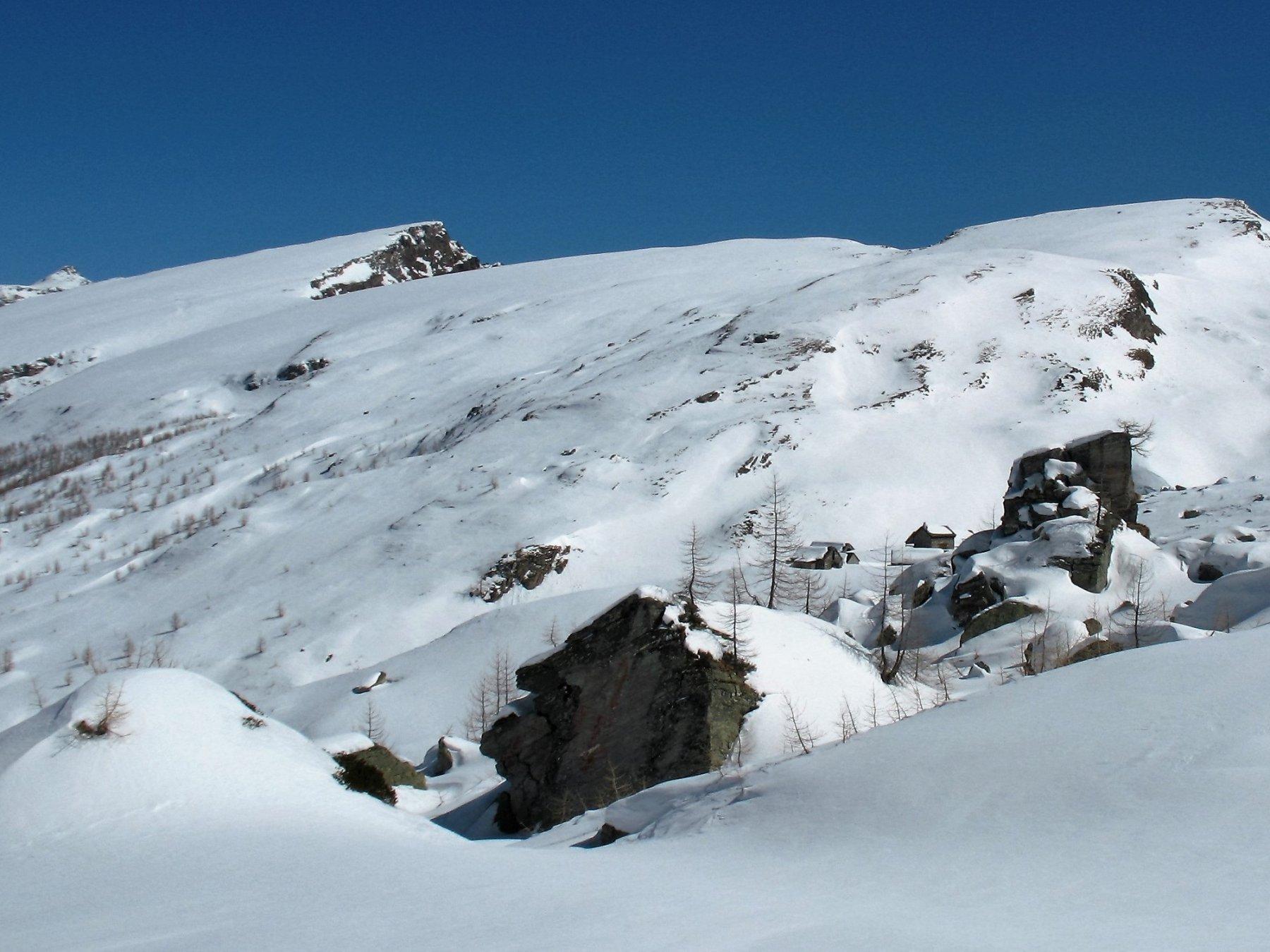 Teggiolo e l'alpe Pianezzoni