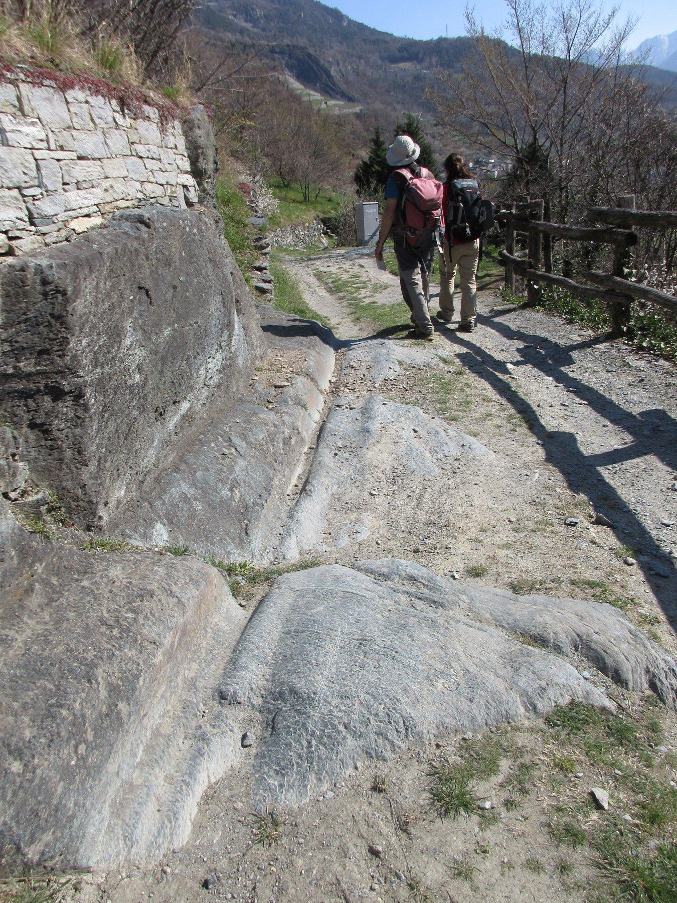 lungo la Via romana delle Gallie