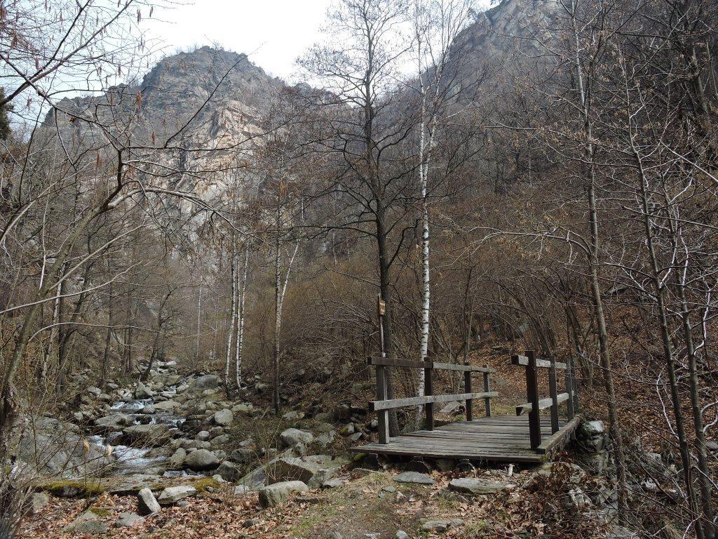 Ponte del Visch - m. 860