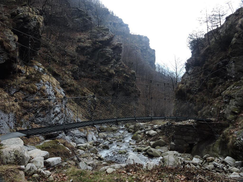 Ponte delle Gleisasse - m. 924