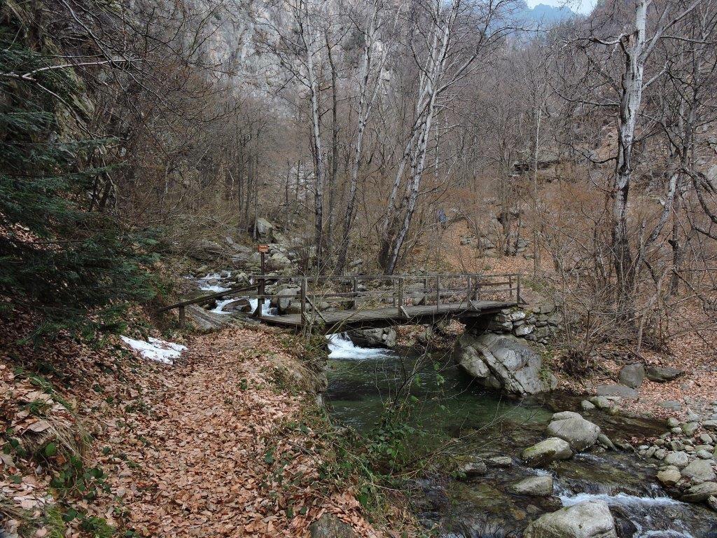 Ponte dei Cianaiass -m. 812
