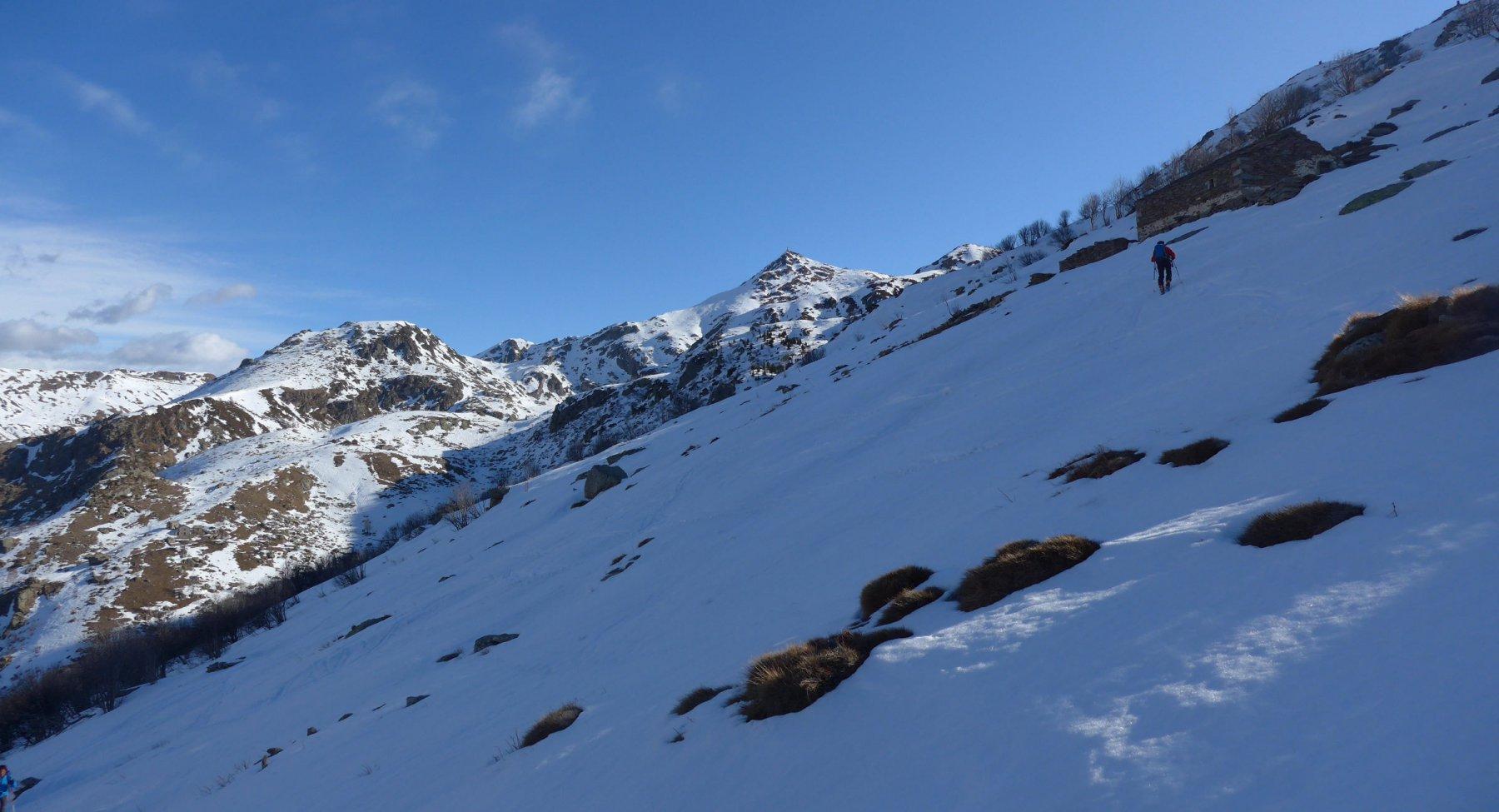 Ultimo alpeggio (A. Camisella)