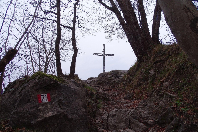 arrivo alla Croce di Brentalone