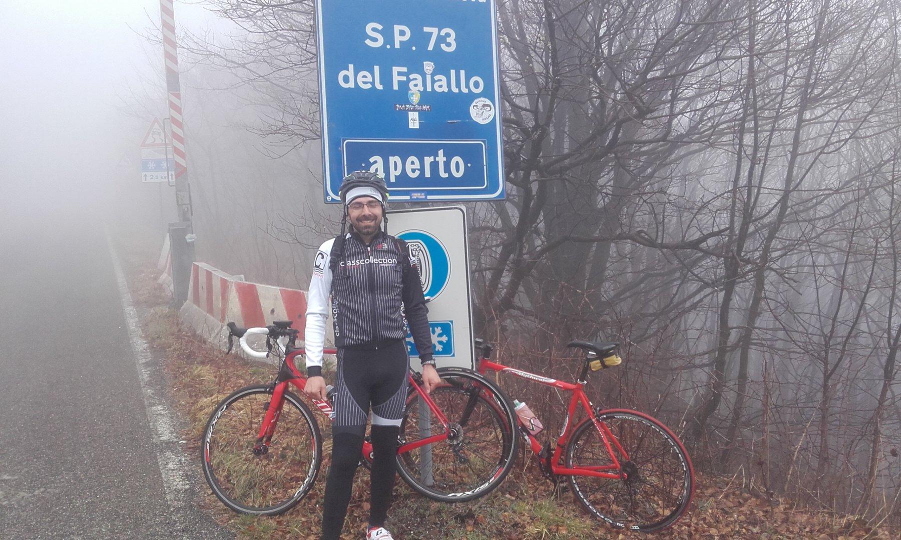 Faiallo (Passo del) da Rossiglione, giro 2016-04-02