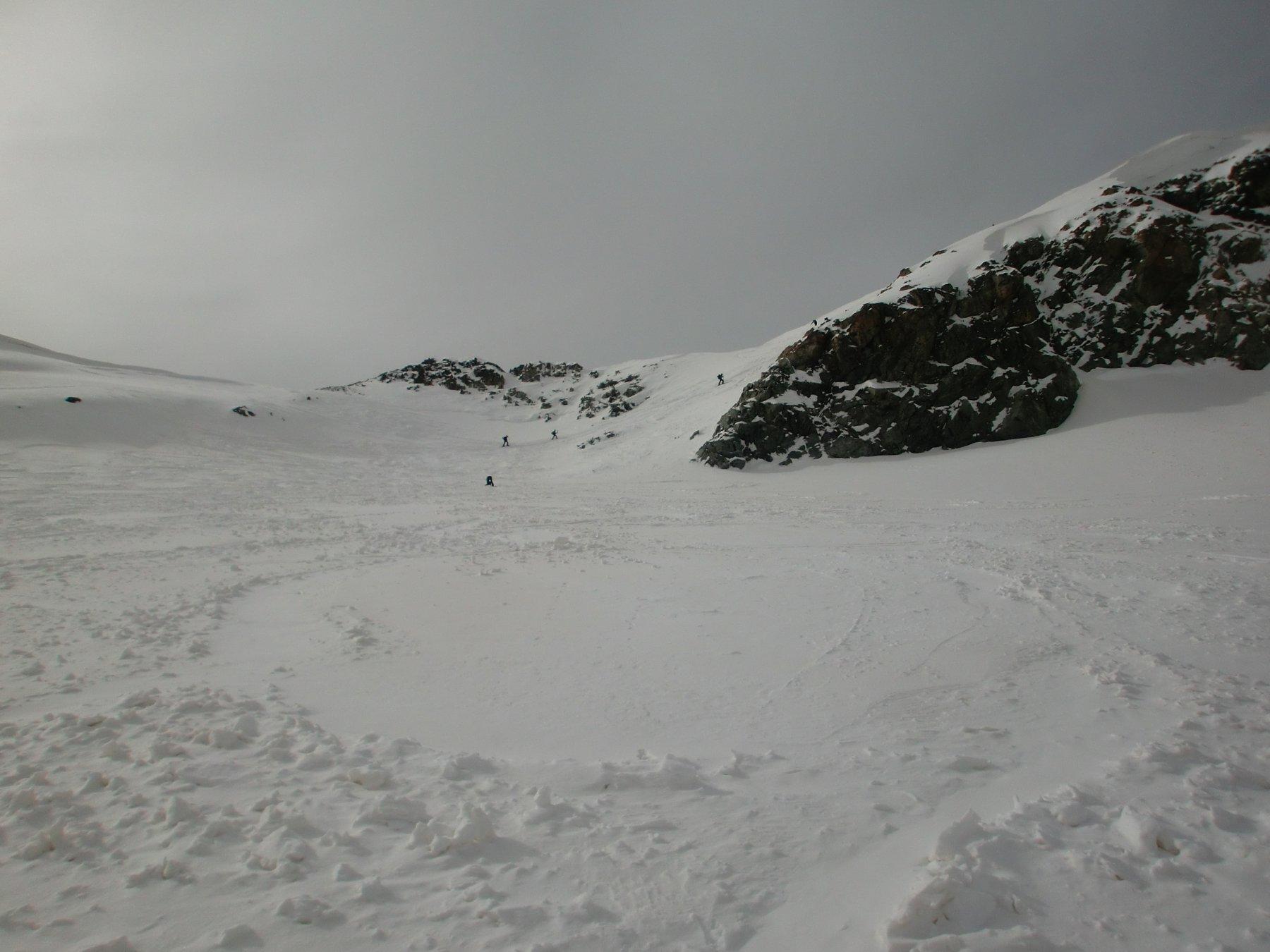 Condizioni neve Vedretta