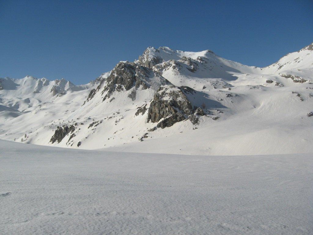 Bric Bernoir e Monte Servagno
