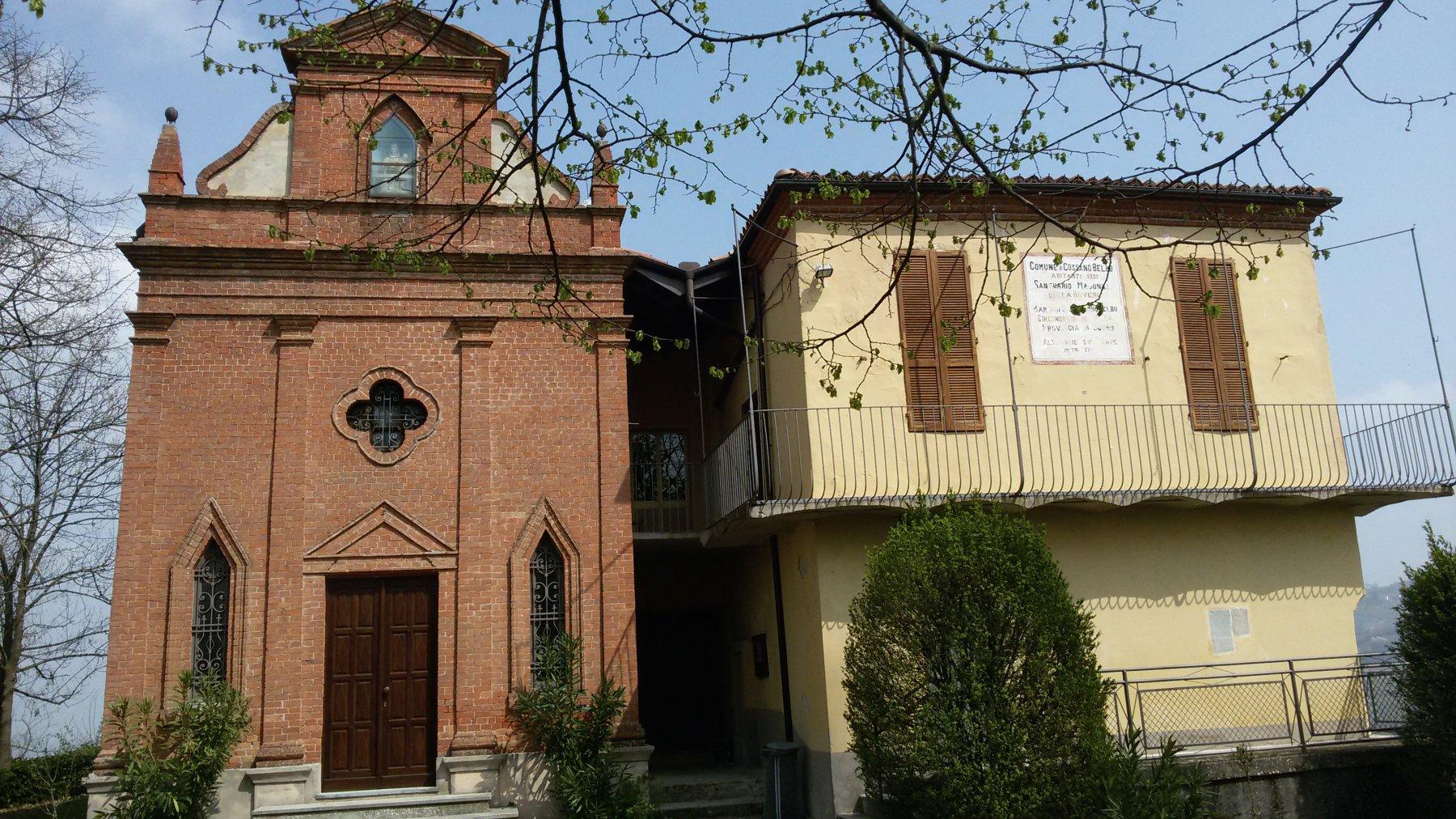 santuario della Madonna della Rovere