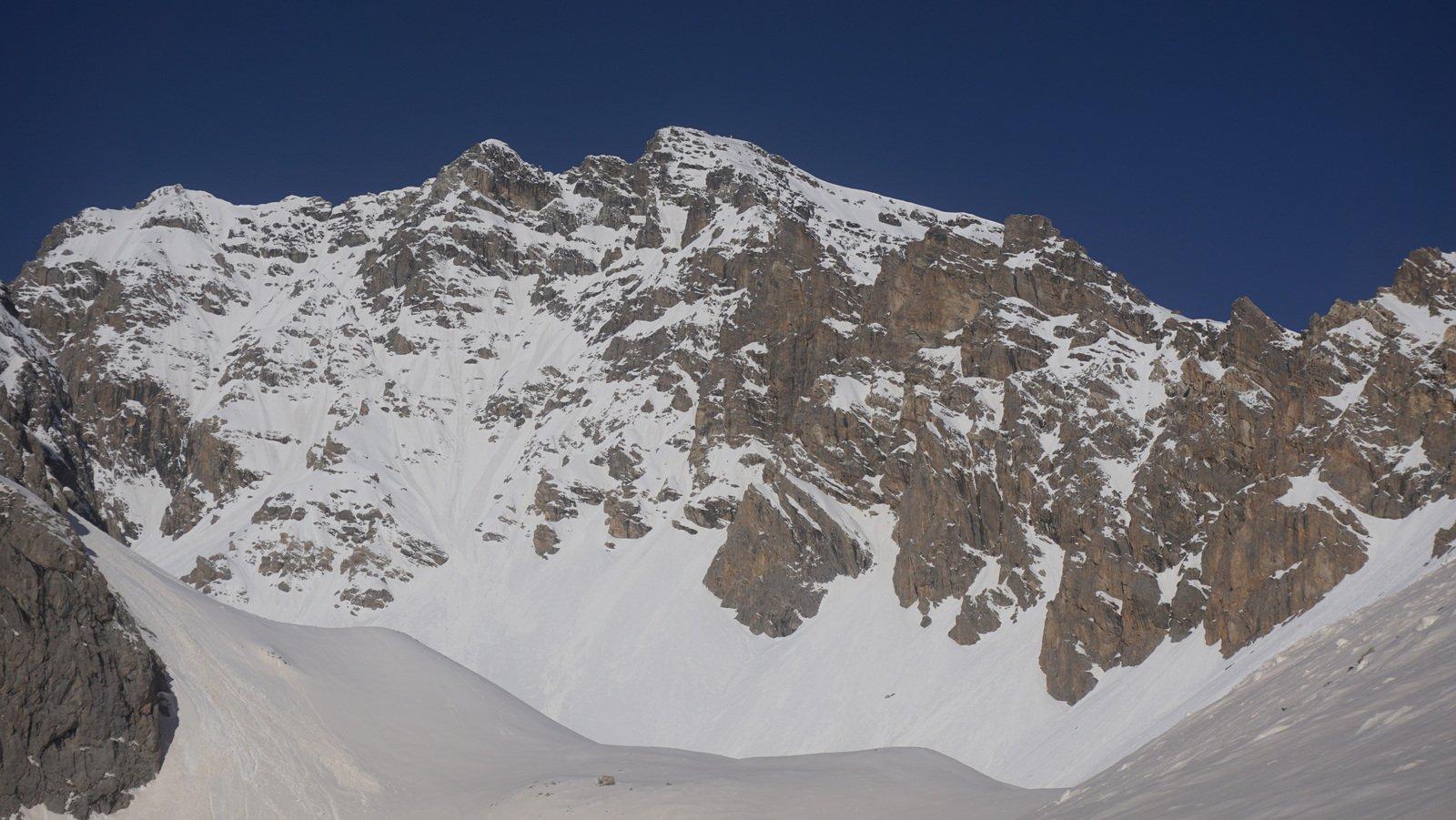 La meta da 2200 mt
