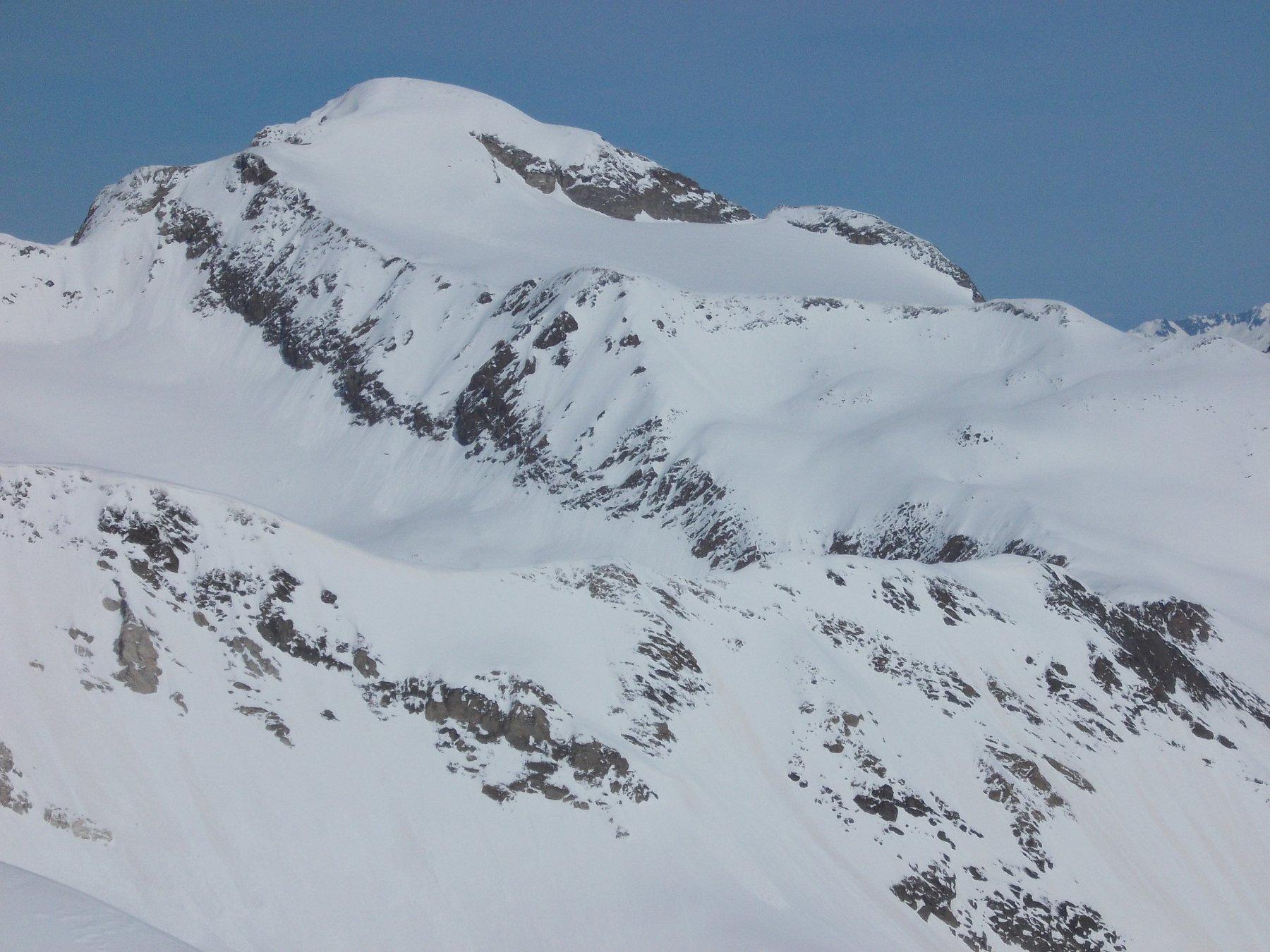 Blinnenhorn dalla cima