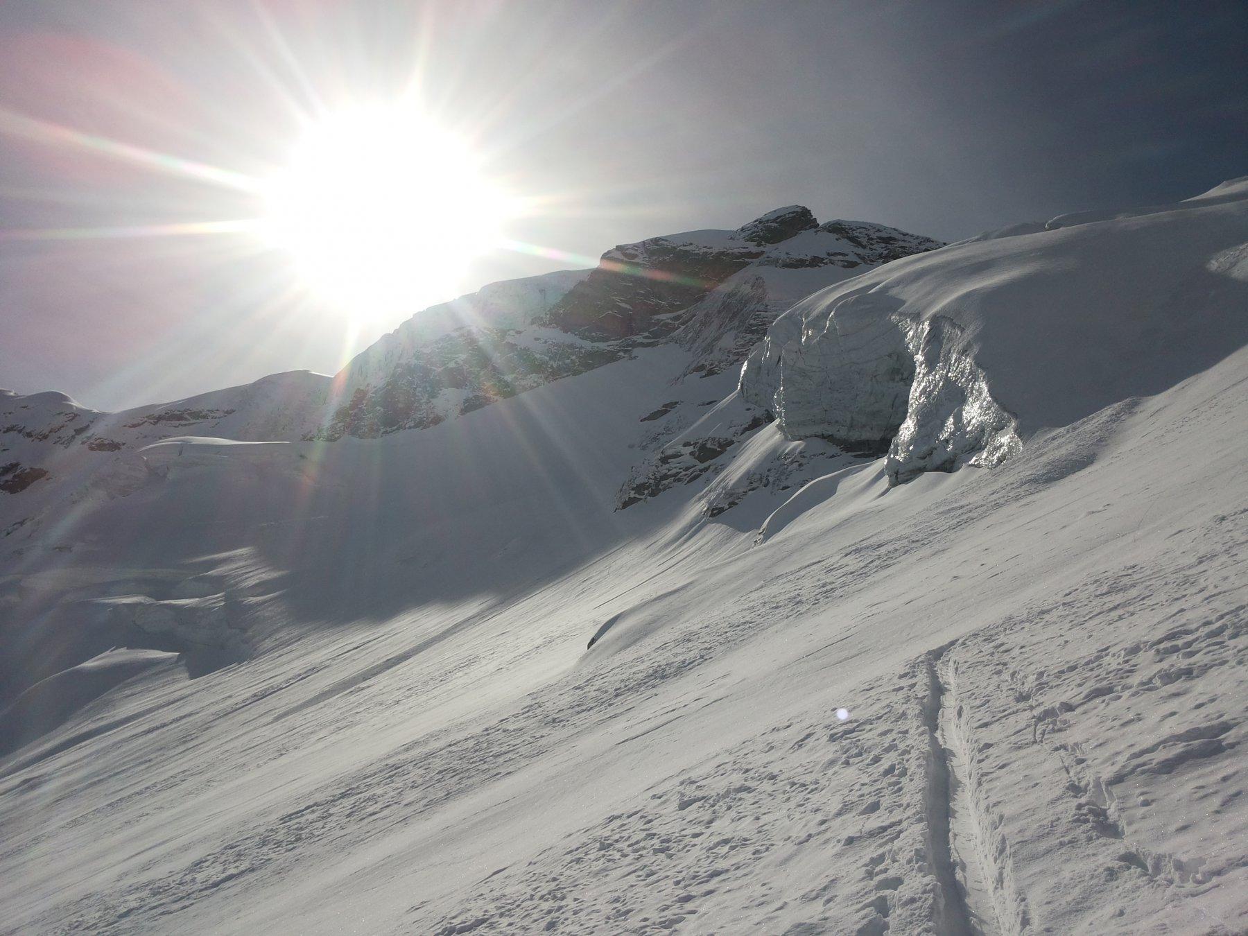 GROBER e ghiacciaio LOCCIE