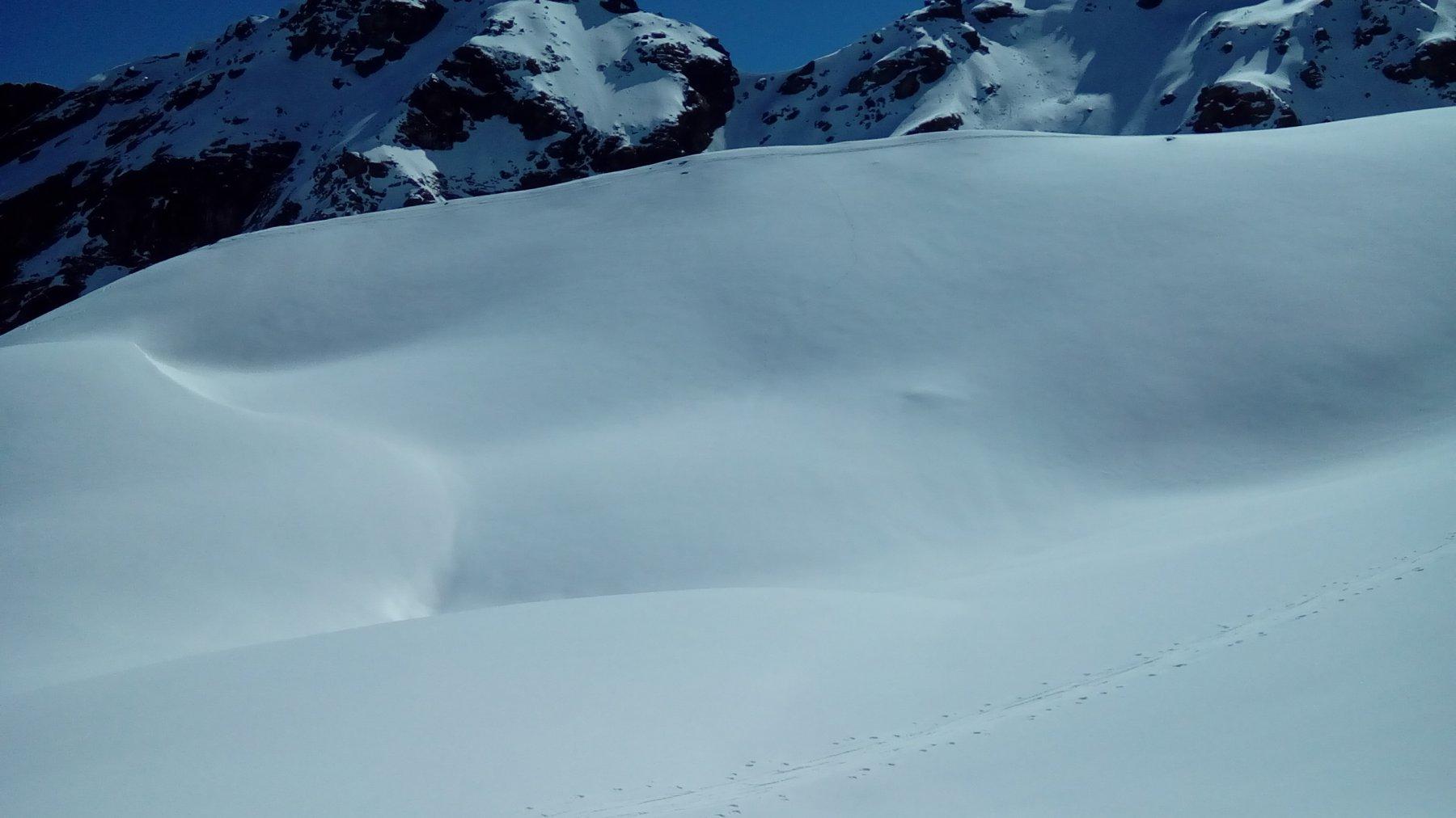 pendii che attendono solo un paio di sci...