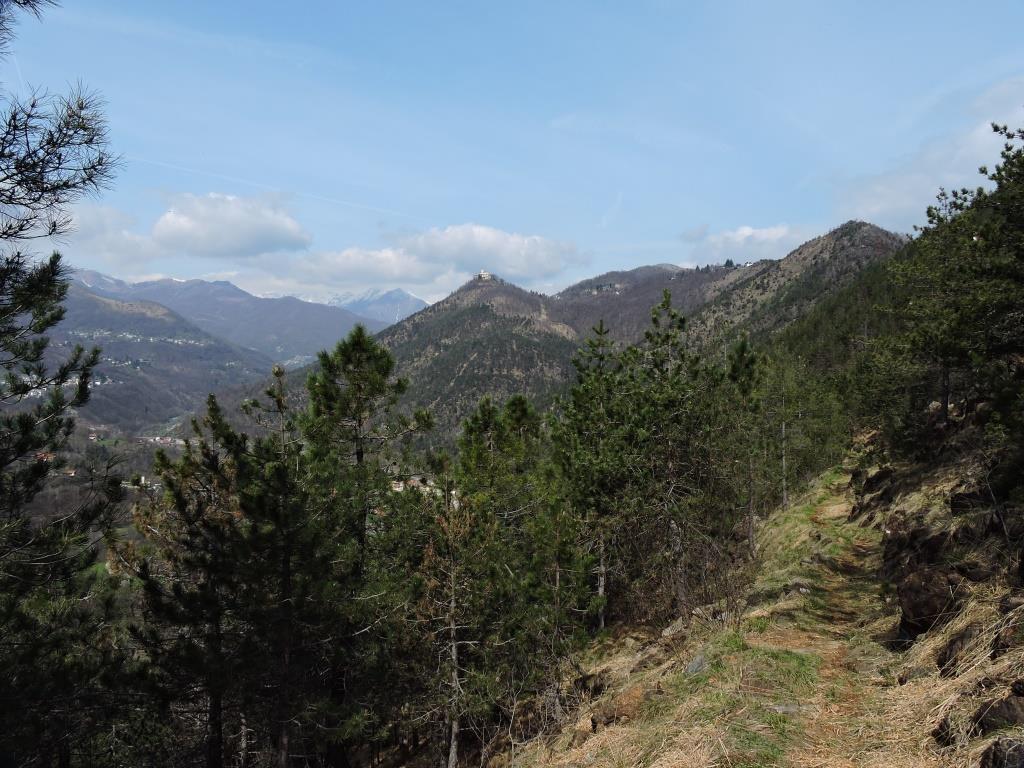 Il Santuario di Sant'Ignazio sul Monte Bastia