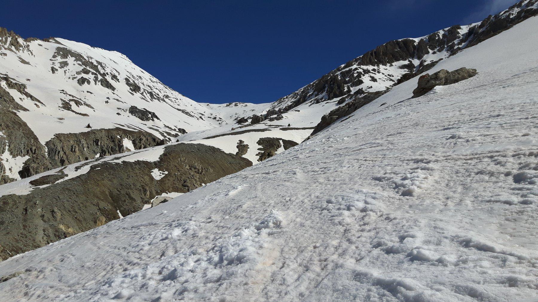Chaberton (Monte) da Montgenèvre 2016-04-12